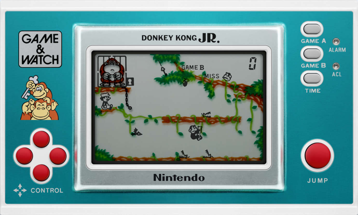 Original Game & Watch